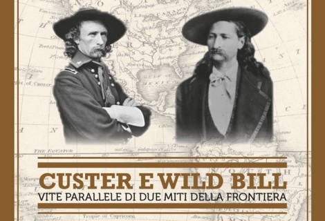 """Custer & Wild Bill"" featured in Tex"