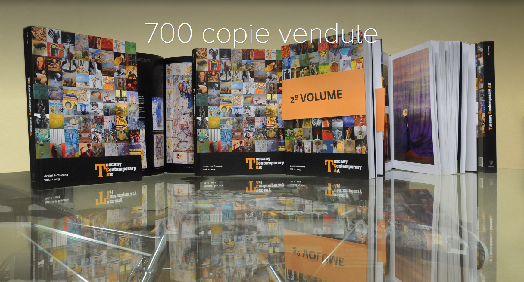 WF Edizioni: 700 copies sold