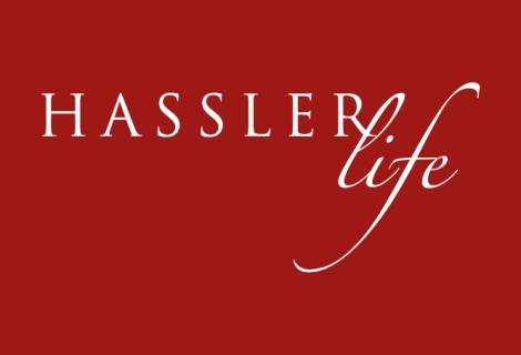 Hassler Life magazine presentation