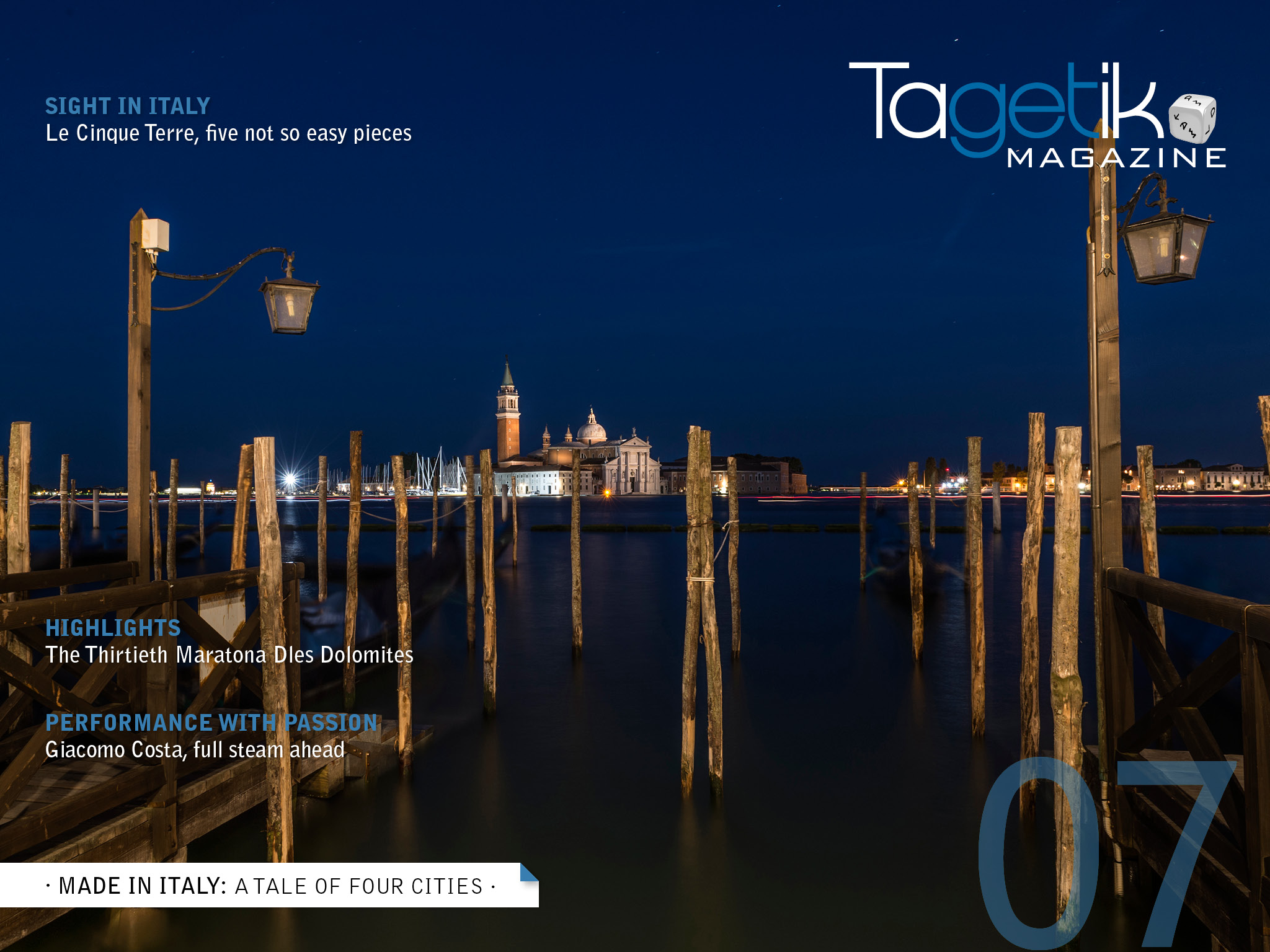 Tagetik Magazine issue 7
